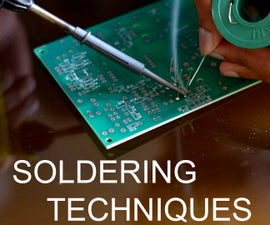 How to Solder Perfectly!