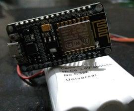 IR Temperature Sensor IoT for Industries.