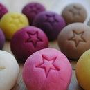 Natural dye for homemade playdough