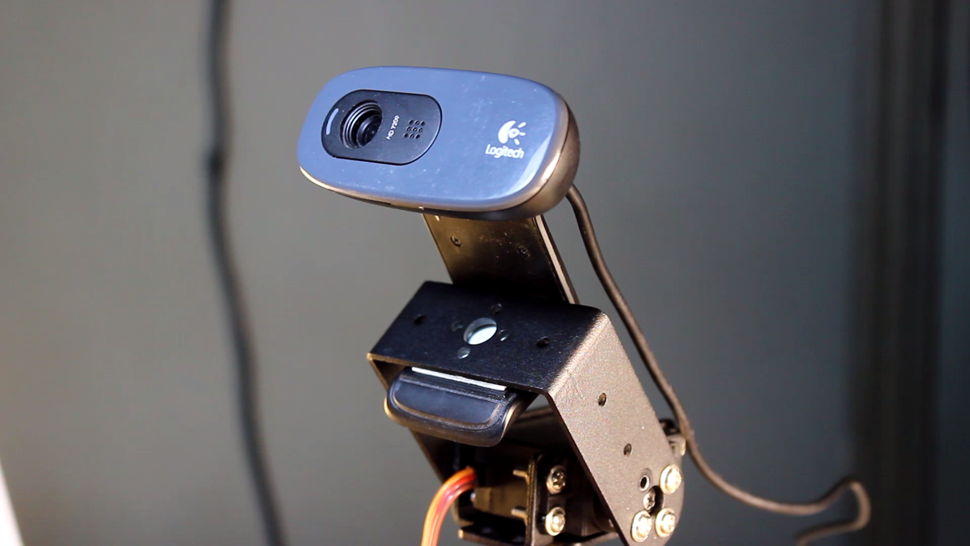 Picture of Attach the Camera and Adjust the Orientation