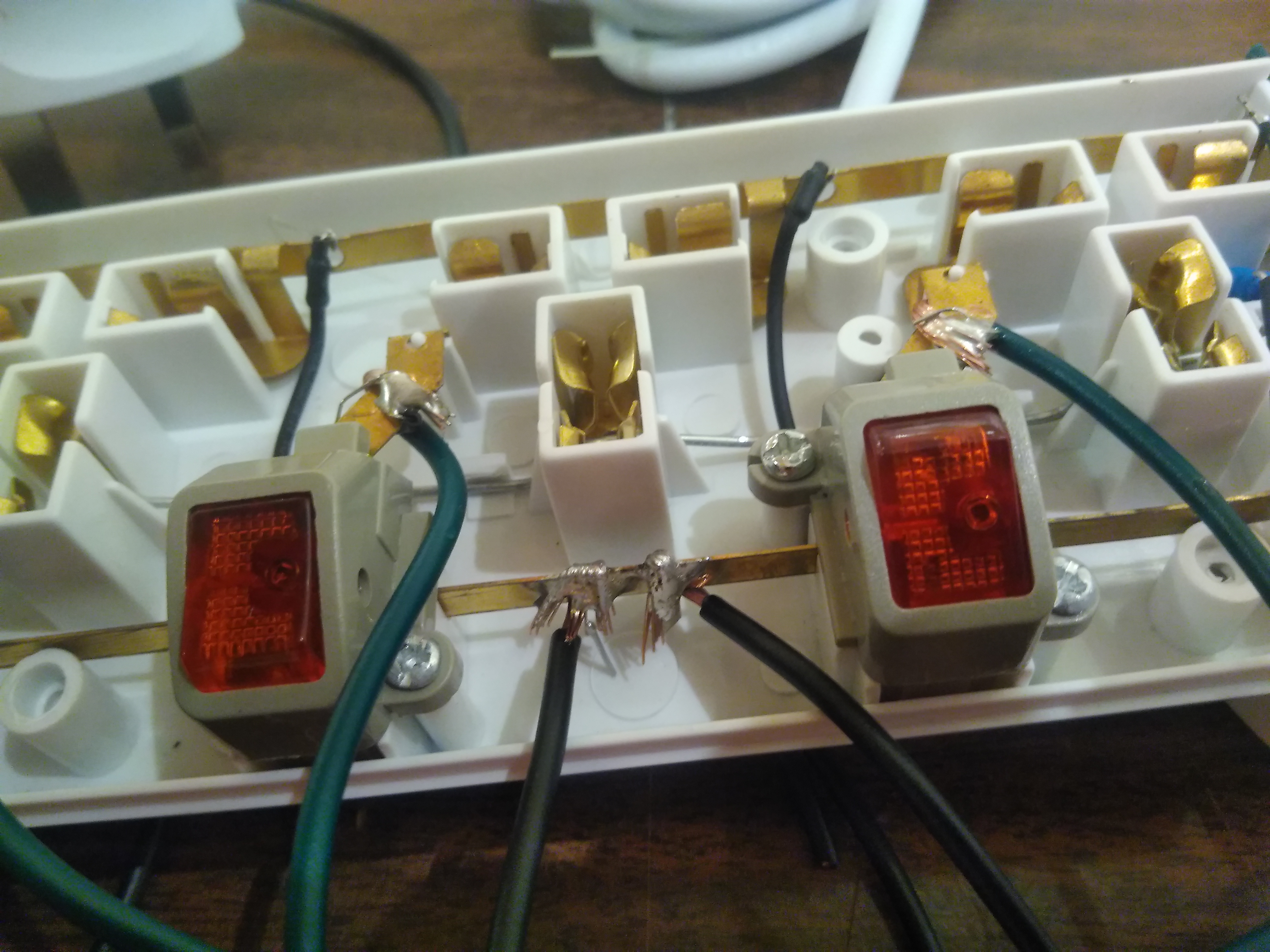 Picture of Relay Controlled Power Switch