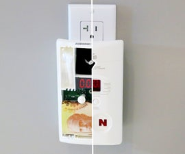 Hide Valuables in Plain Sight in an Upcycled CO2 Detector!