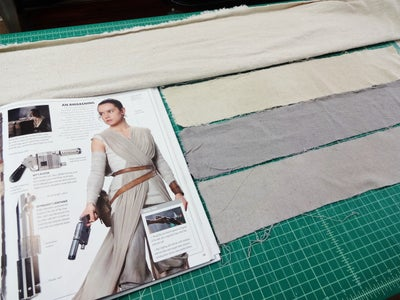 Dying Fabric