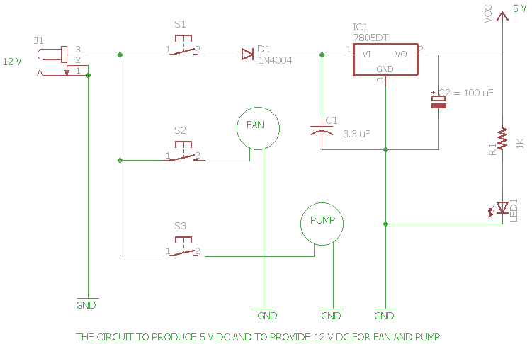 Picture of Electronic Schematic Circuits and Software