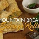 Mountain Bread™ - Sausage Rolls