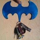 Awesome Batman keyholder in under 10 minutes!