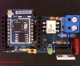ESP8266 MPSM v.2 DevBoard - MAINS WIFI Web Power Switch