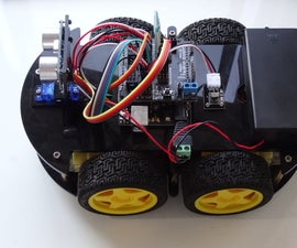 Assemble Elegoo Smart Car Robot Kit