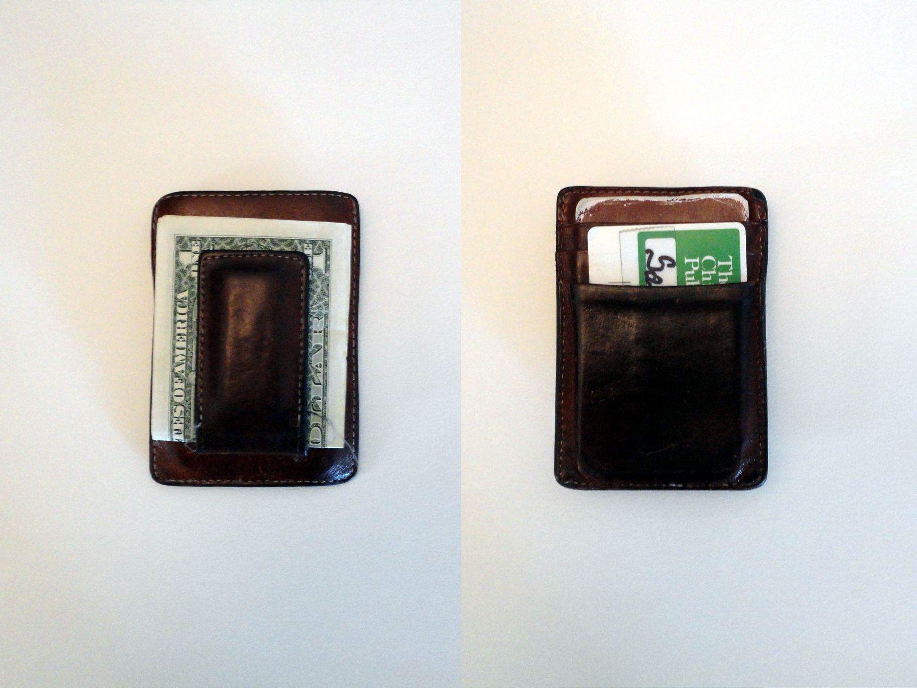 """Picture of """"Fortune Frog"""" Money Clip"""