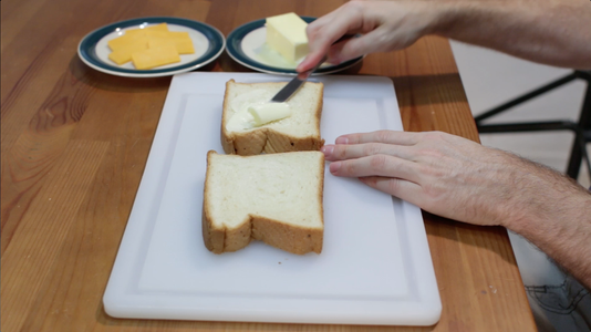 Bread, Butter, and Cheese