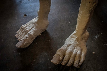 Sculpting Hands, Feet, Arms, and Legs