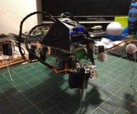 Sunfounder Quadruped Robot