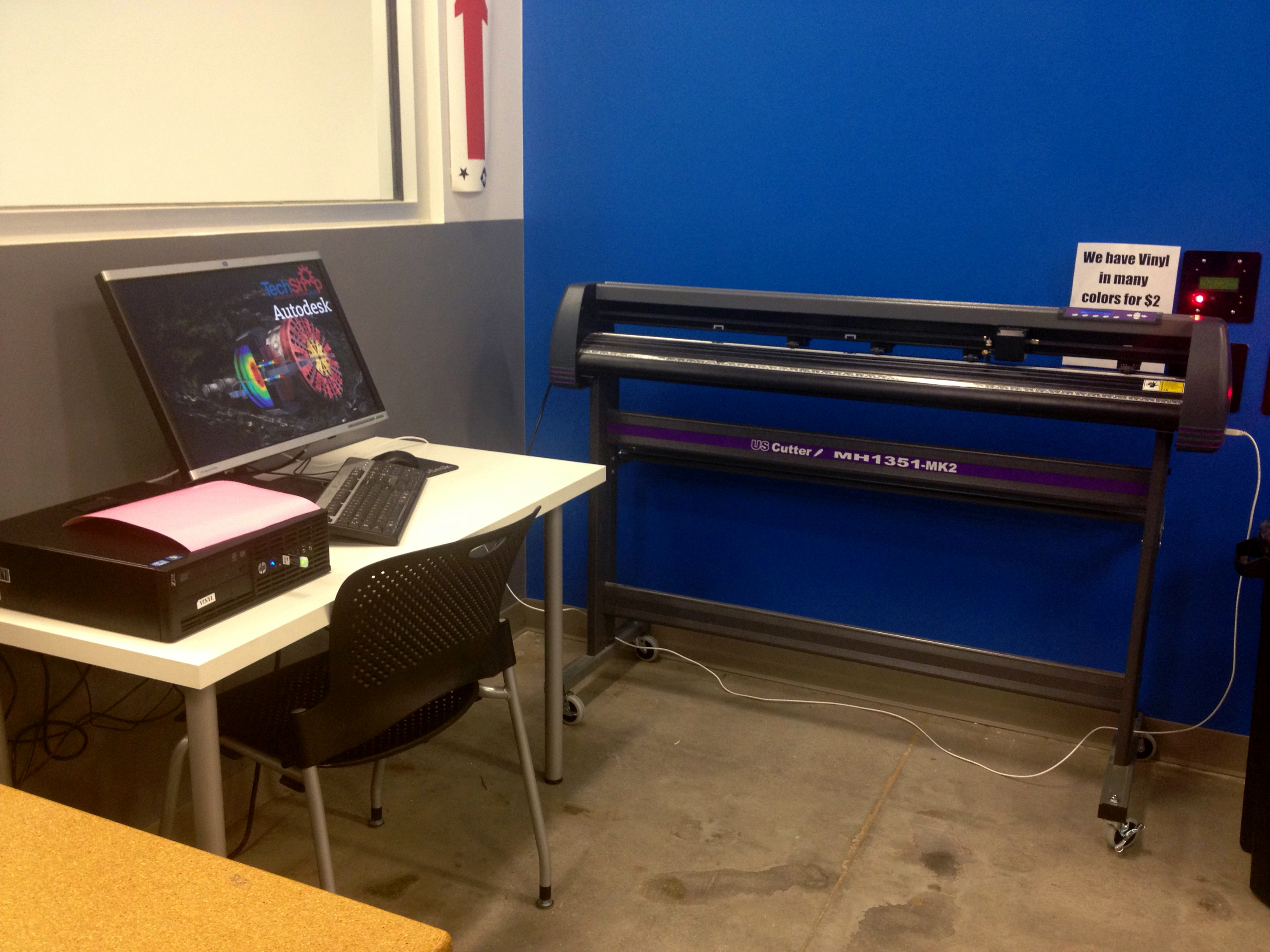 Picture of Design and Vinyl Cutting
