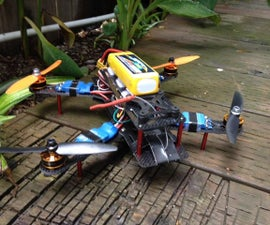 How To Build A Racing Quadcopter