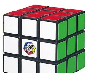 The Solution of 3X3X3 Rubik's Cube