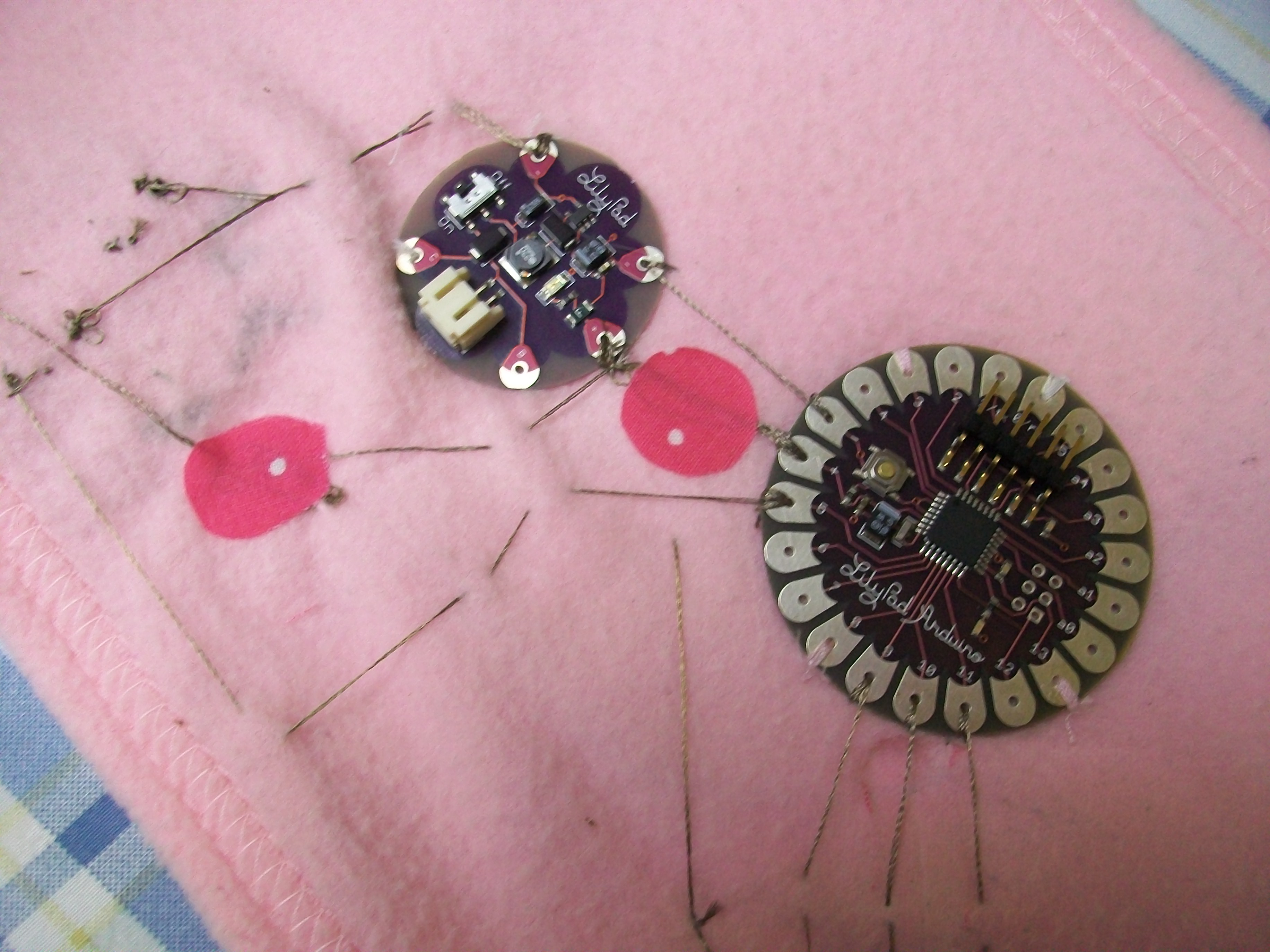 Picture of Sewing Electronics