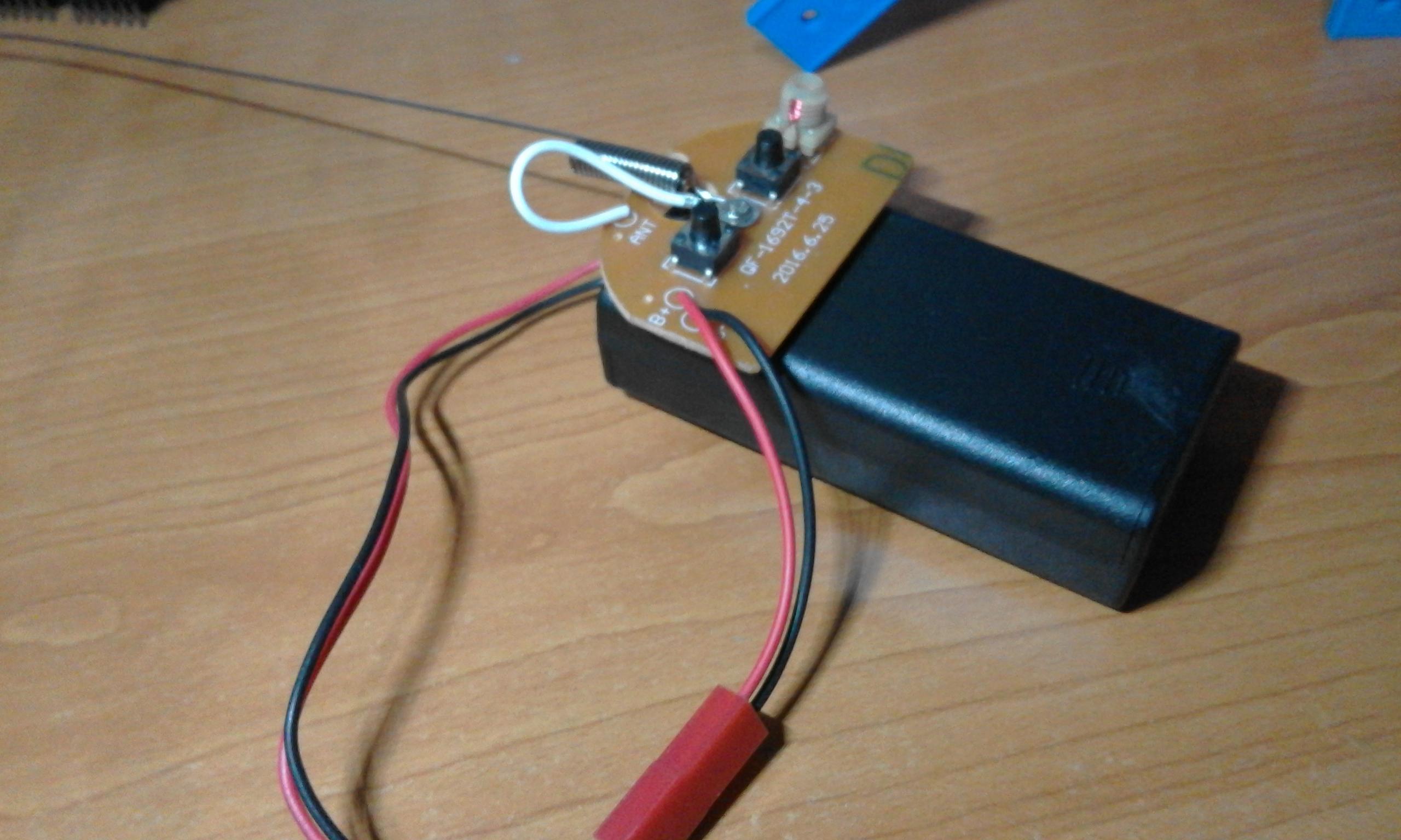 Picture of Remote Control