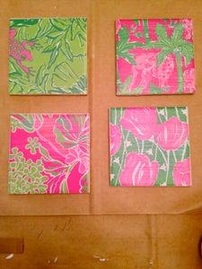 Glossing Tiles
