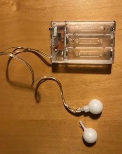 Preparing the Bulb and Soldering