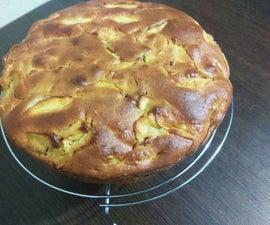 Peasant Cake.