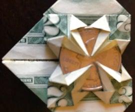 Origami Bill Heart