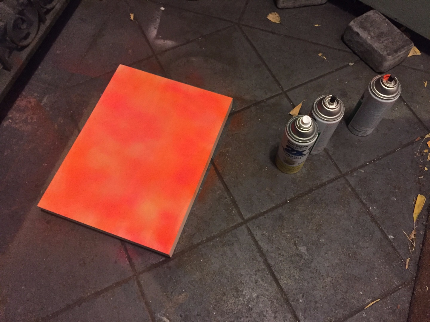 Picture of Applying Interior Layers of Paint