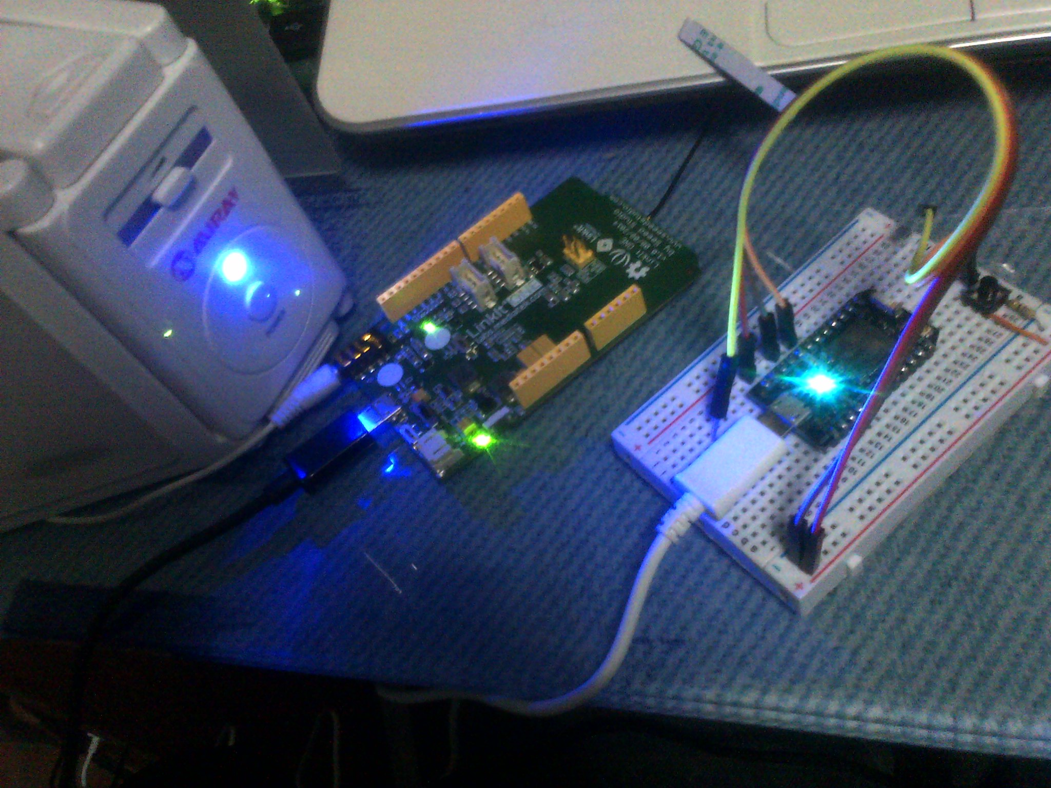 Picture of Remote Doorbell With Custom (mp3) Song With Cayenne