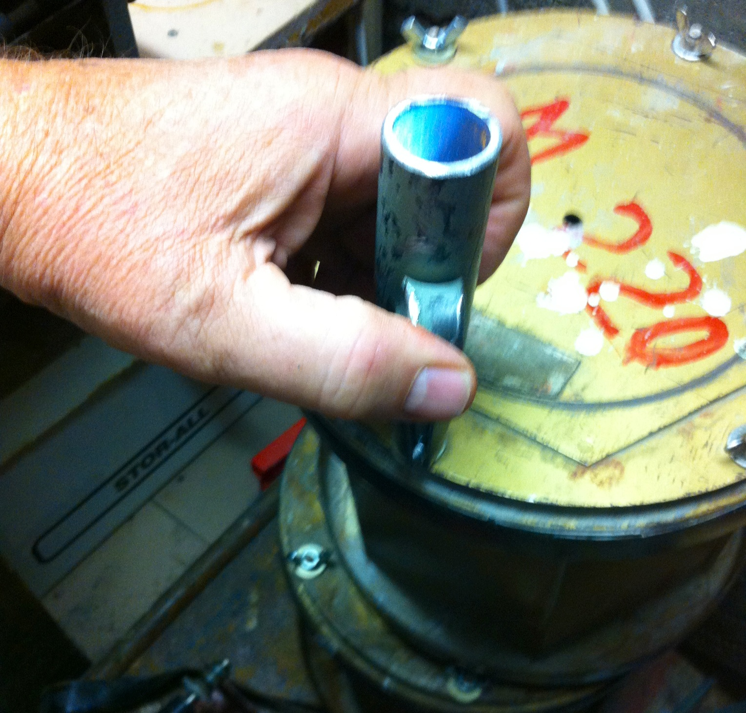 Picture of Wing Nut  Key  Power Driver