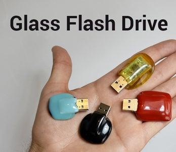 DIY: Glass USB Flash Drive
