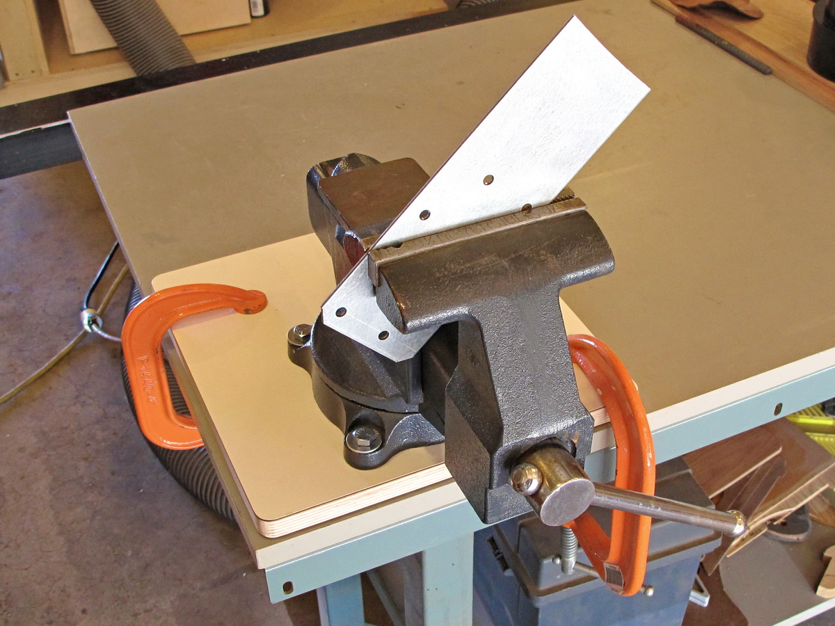 Picture of Make Your Vise Portable