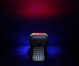 Blacklight & NightVison Flashlight Hack