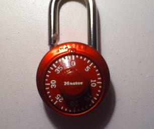 How to Open a Lock