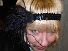 Picture of Easy Flapper Headband