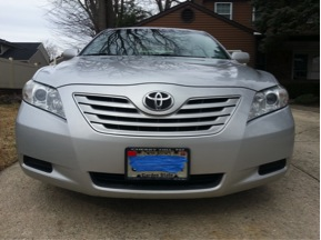 Picture of Restore Your Headlights With Polishing Compound