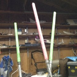 The Ultimate Combate Light Saber