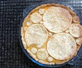 Apple-onion Gasket (pie)