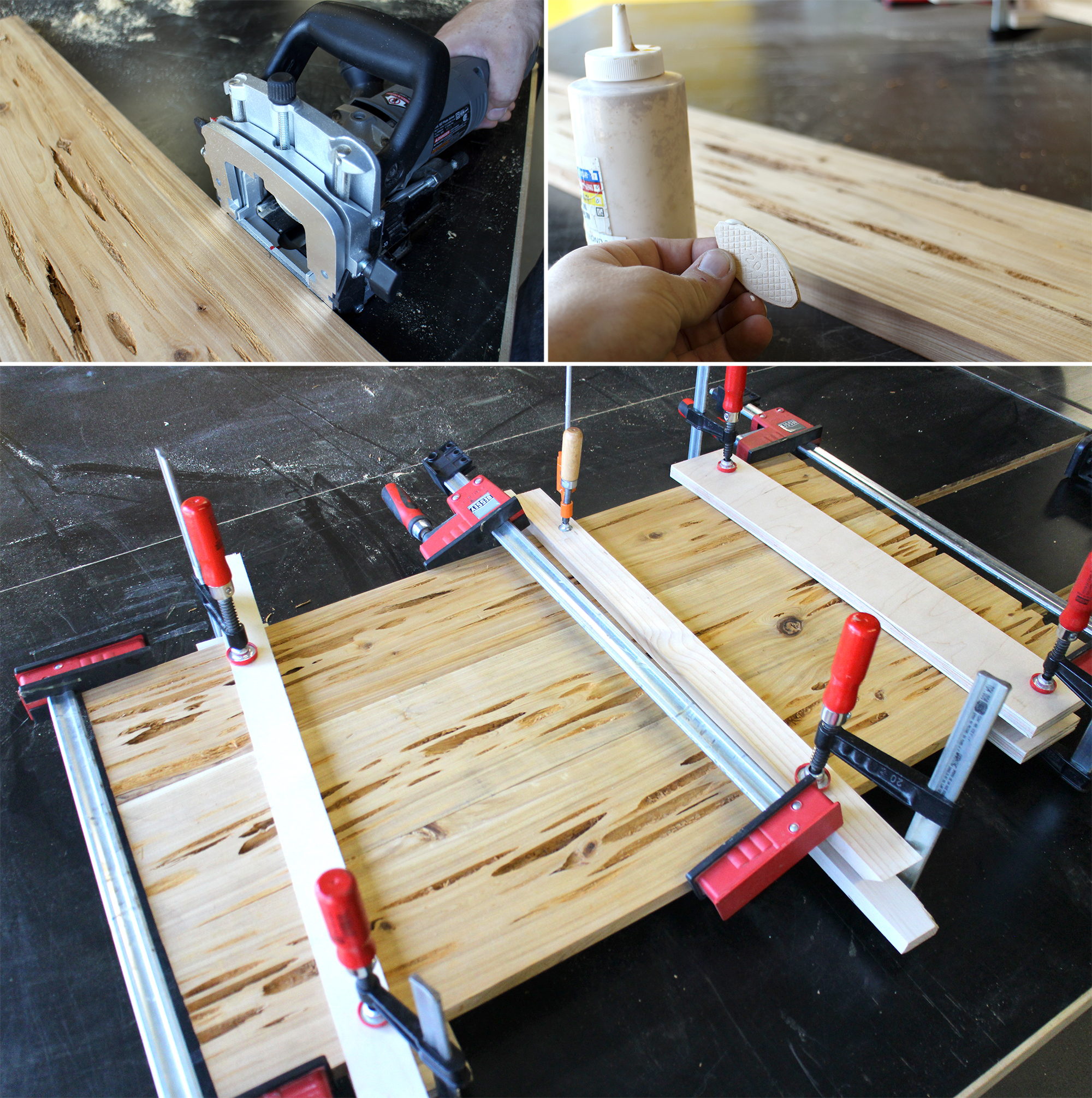 Picture of Join Planks to Make a Board