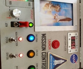 Space Shuttle Control Center (Kid's Toy)