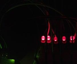 Bounce Effect Night Lamp