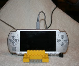 Lego PSP Dock