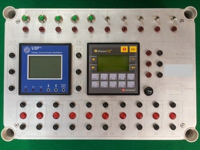 CNC - Unitronics Controller Assembly