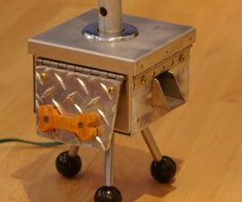 Pavlovian Device - Dog Biscuit Chucker