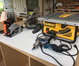DIY Festool Style Plug-It Power Connectors