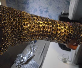 Soda Can (Pop-top) Chain Mail - Specialty Category (Advanced)