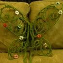 Crocheted Fairy Wings