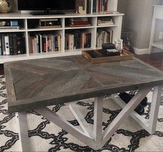 Enjoy Your New Table!