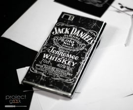 Custom Mobile Phone Case - Project Geek #5
