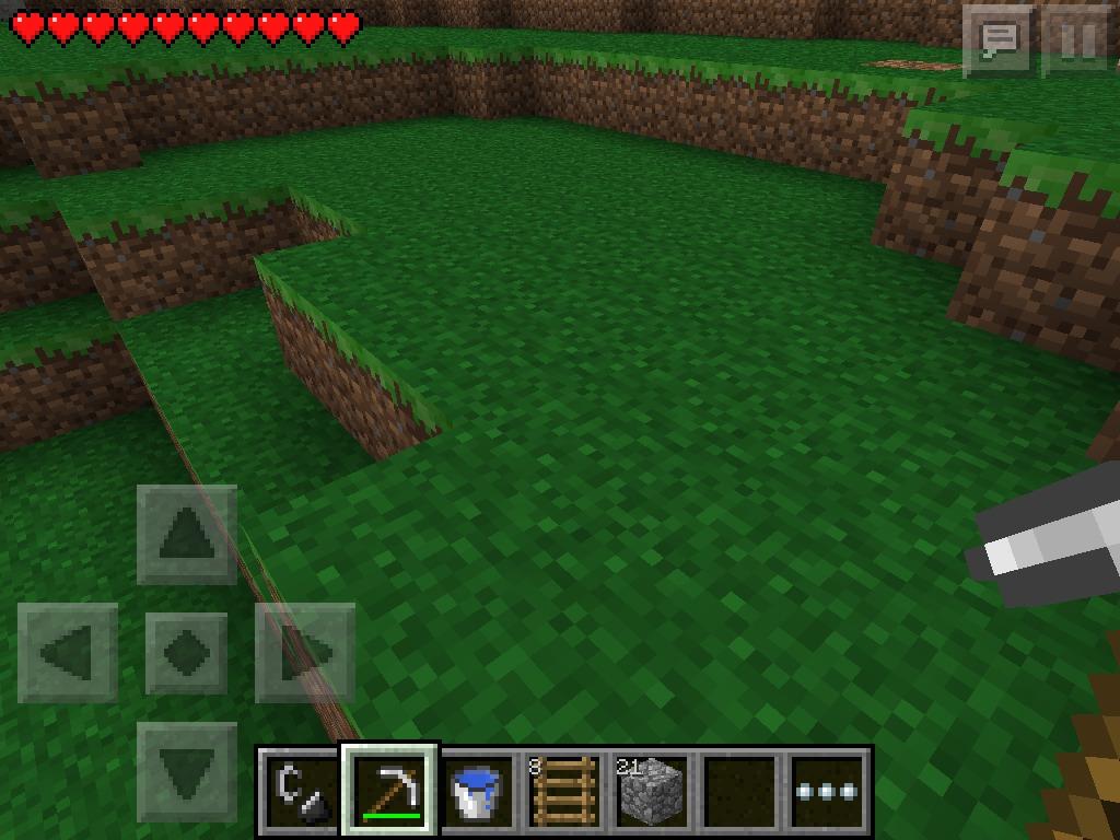 Picture of Minecraft Pe TNT Cannon