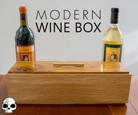 Modern Wine Box