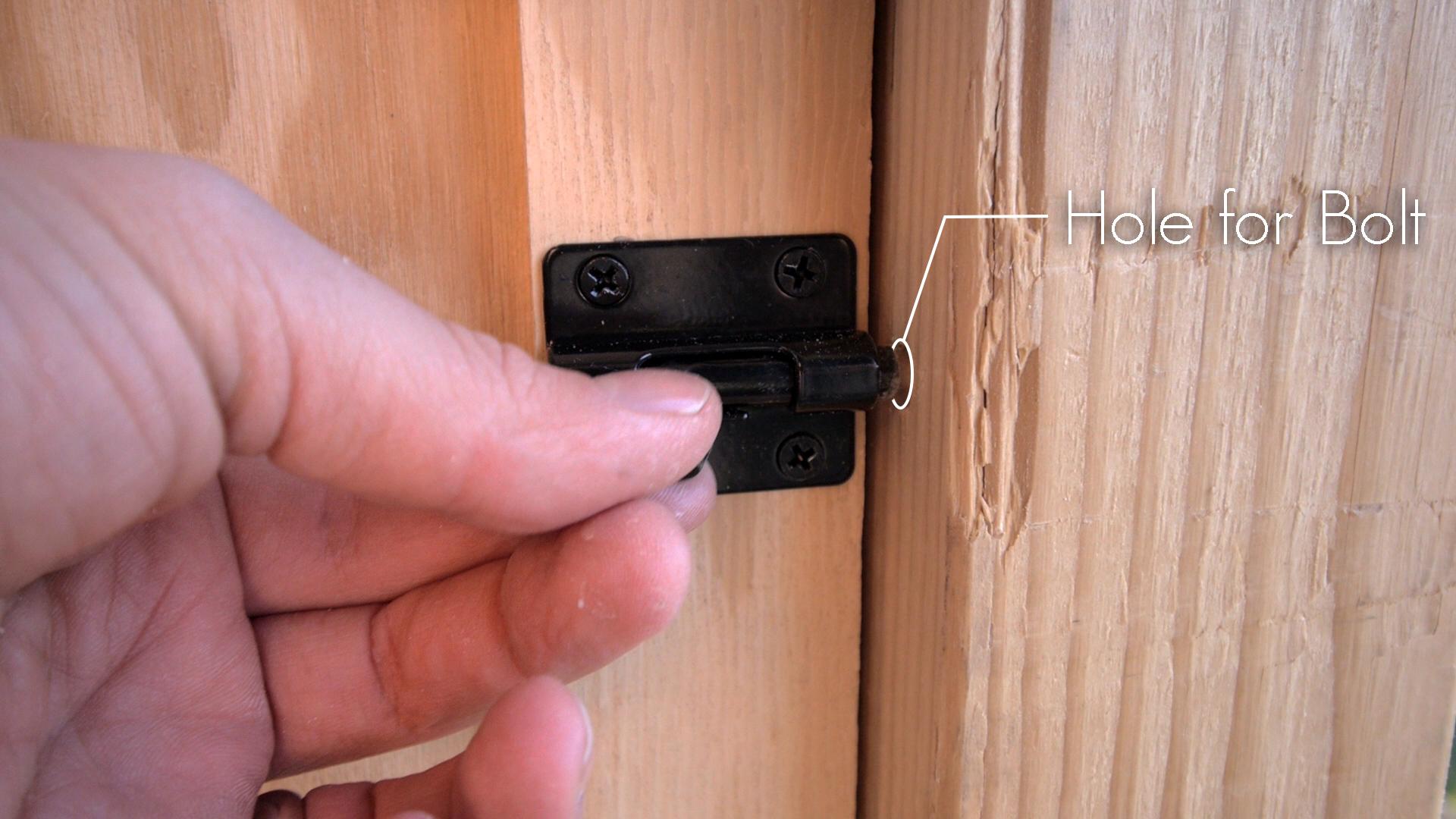 Picture of Door Hardware